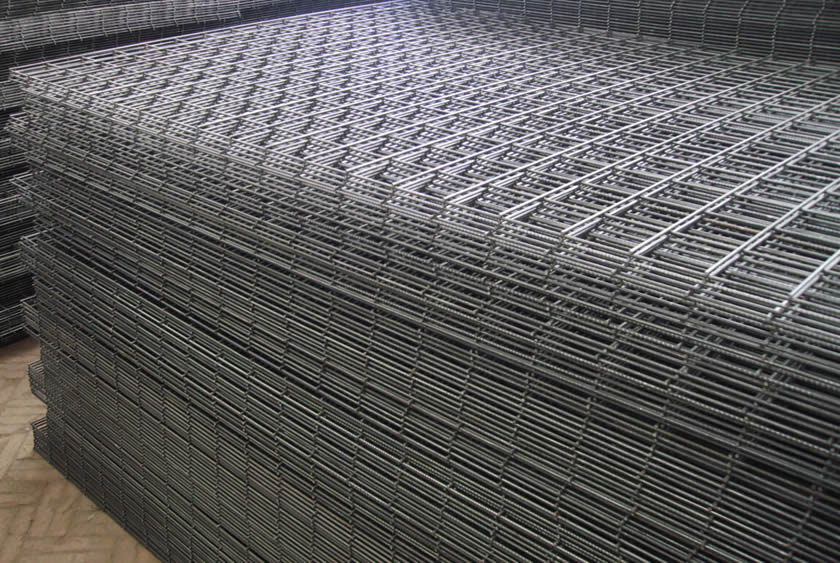 Electro Galvanized Welded Wire Mesh After Before Welding