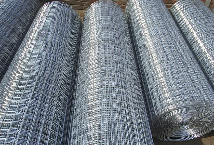 PVC Coated Welded Mesh for Europe Fence