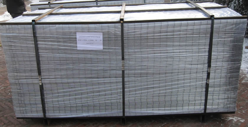 Welded Wire Mesh Panels For Bird Aviary Cage Traps Wire