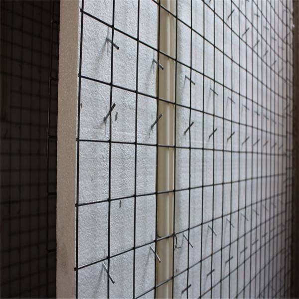 3d Panel Or Double Layer Welded Wire Panel In Constructions