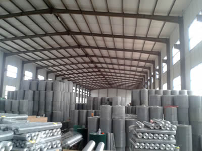 Welded Wire Mesh - Galvanized after or before Welded