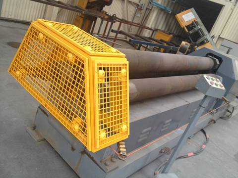 Safety Machine Guard For Equipment In Factories And
