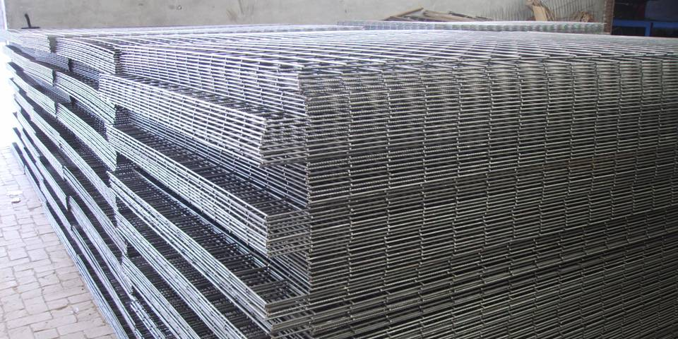 Stainless Steel Welded Mesh Panel with Strong Structure as Fence