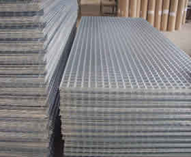 Welded Wire Mesh Panels Detailed Specifications
